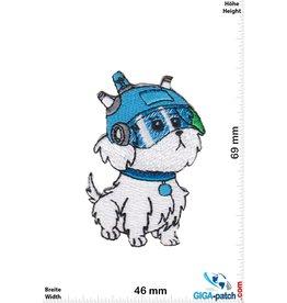 Snuffles - Rick and Morty - Rasenmäher-Hund