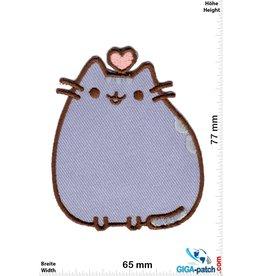 Manga Cat - Love - Katze