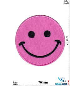 Smiley Smiley - Smile - pink