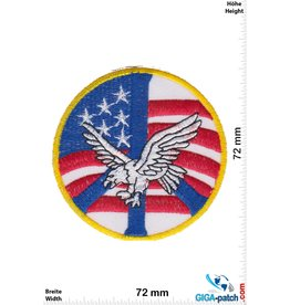 Frieden Peace - USA- Eagle