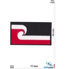 New Zealand Neuseeland - Flagge - Tino rangatiratanga
