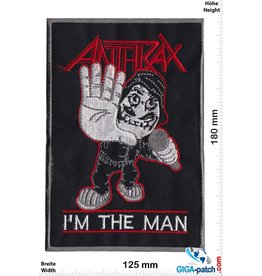 Anthrax  Anthrax - I'm The Man  - 18 cm