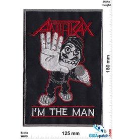 Anthrax  Anthrax - I'm The Man  - 18 cm