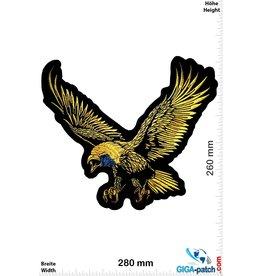 Adler Eagle - gold -28 cm