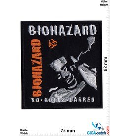 Biohazard BIOHAZARD -  No Holds Barred