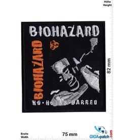 Biohazard BIOHAZARD -  No Holds Barred