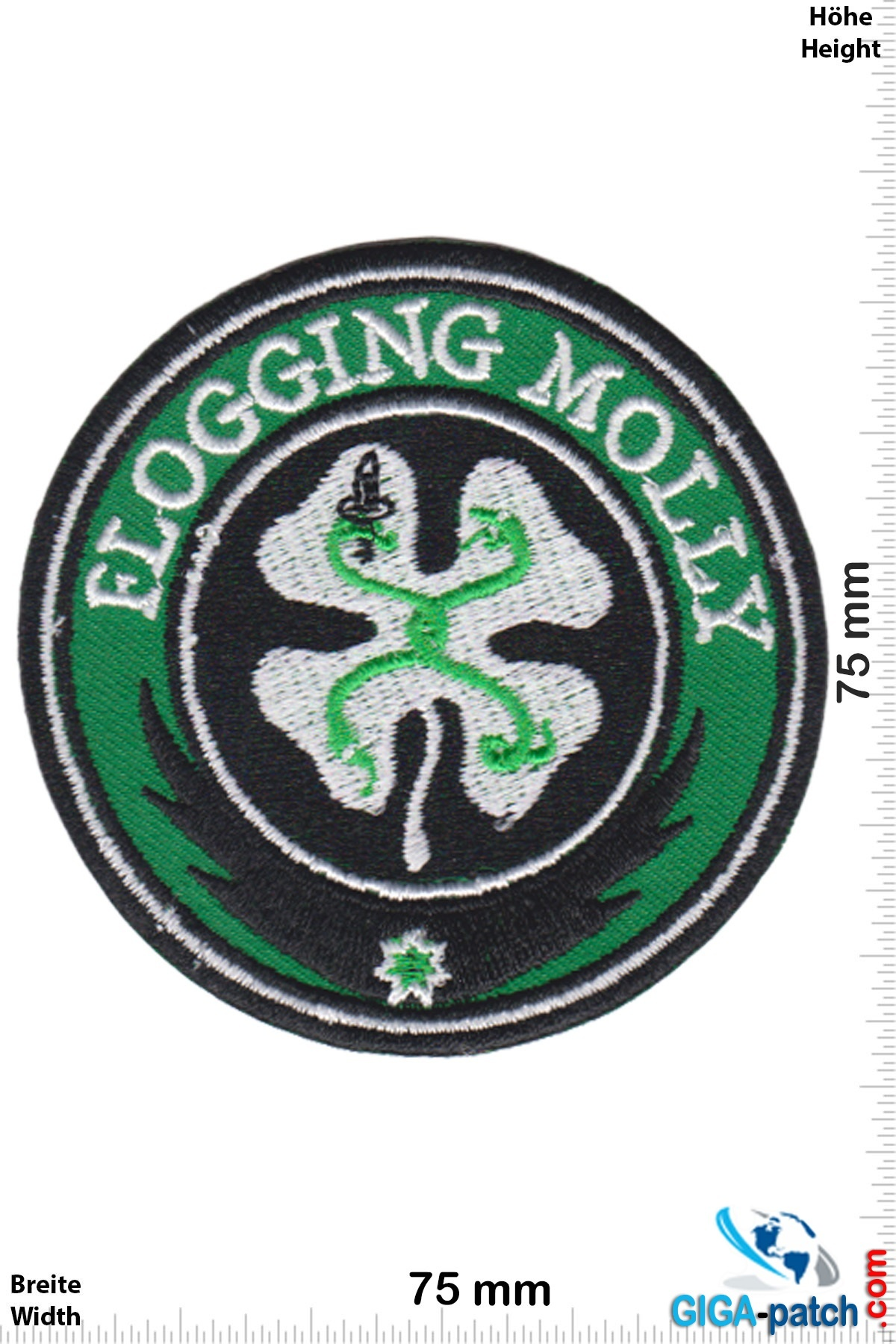 Flogging Molly - Folk-Punk-Rock