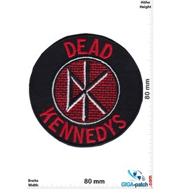Dead Kennedys Dead Kennedys - black red - US-Punk-Band