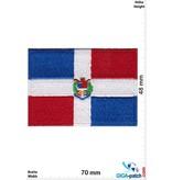 Dominican Republic Dominican Republic - Flag