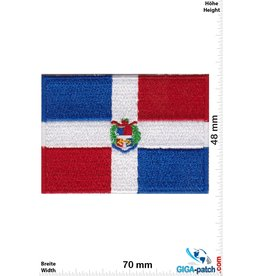 Dominican Republic Dominikanische Republik - Dominican Republic - Flagge