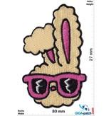 Hase Sunglass Rabbit - Funny
