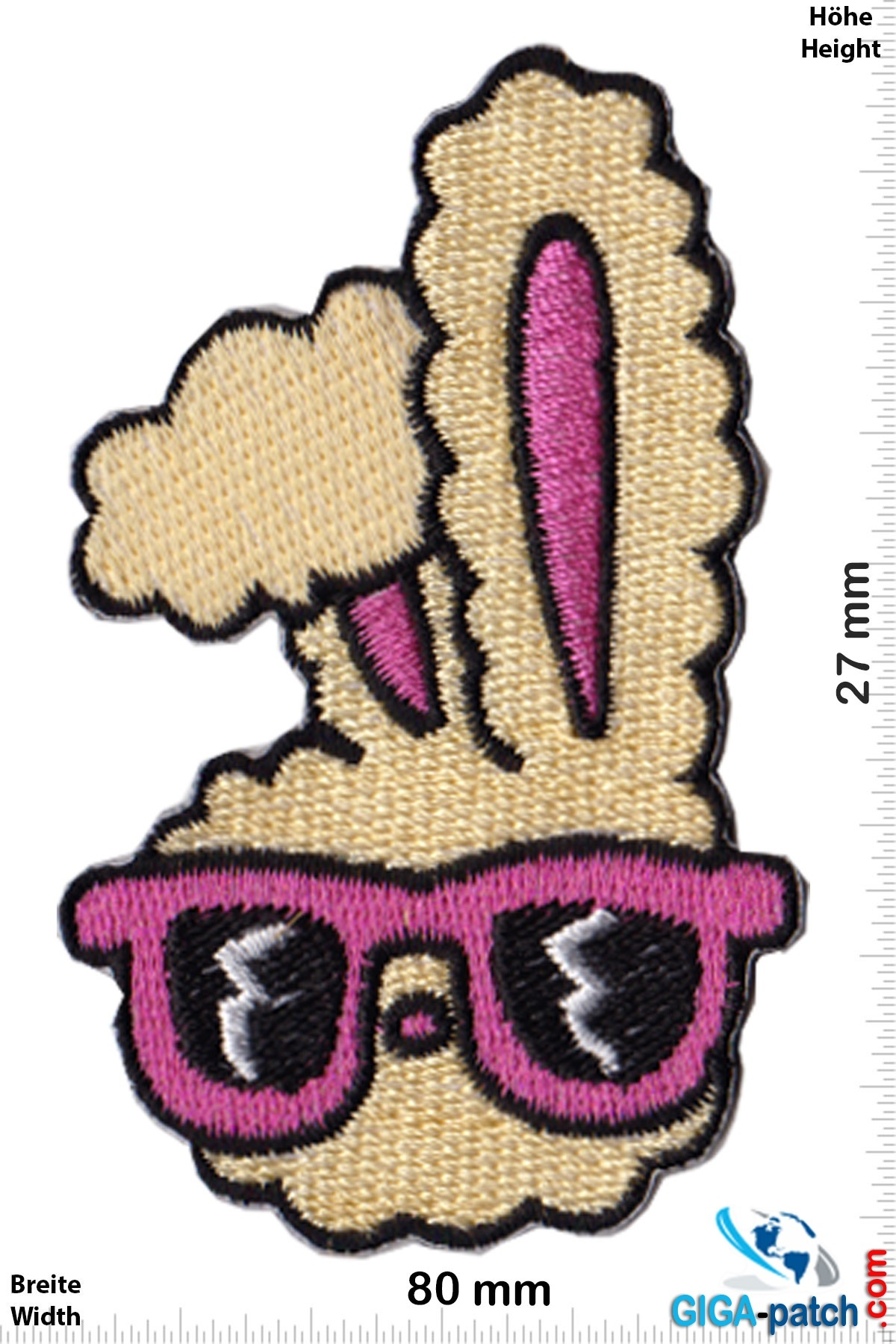Hase Sunglass Rabbit - Hase - Funny