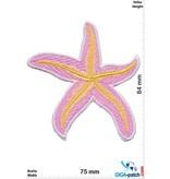 Fun Starfish -  pink - Arielle