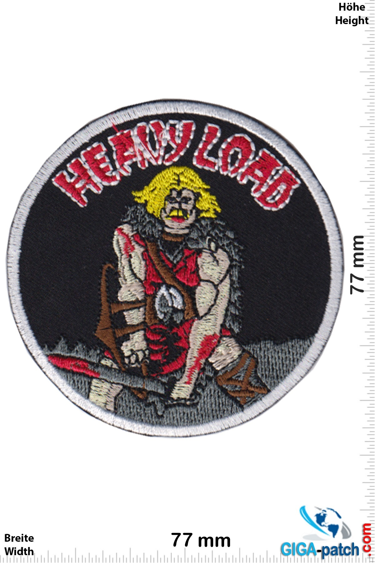 Heavy Load - Heavy Metal