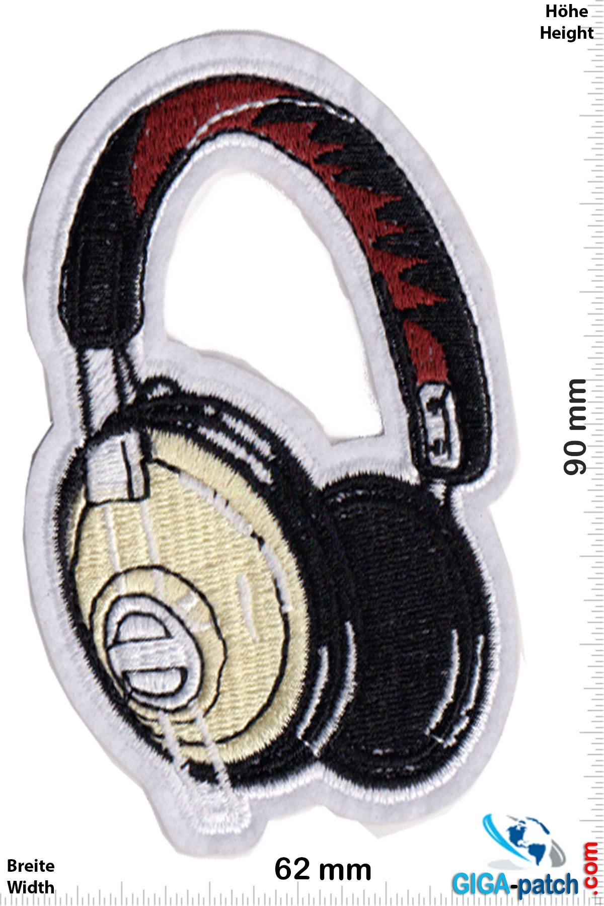 DJ DJ - Headphones - Oldschool