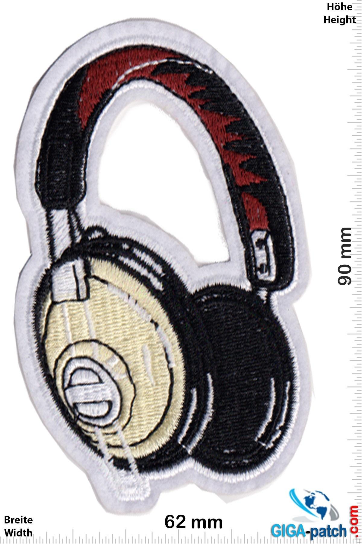 DJ Kopfhörer - DJ - Oldschool