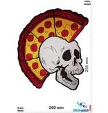 Pizza Irokese Punk- 29 cm