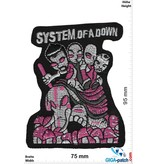 System of a Down System of a Down- purple