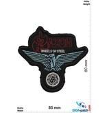 Saxon Saxon - Wheels of Steel -Heavy-Metal-Band