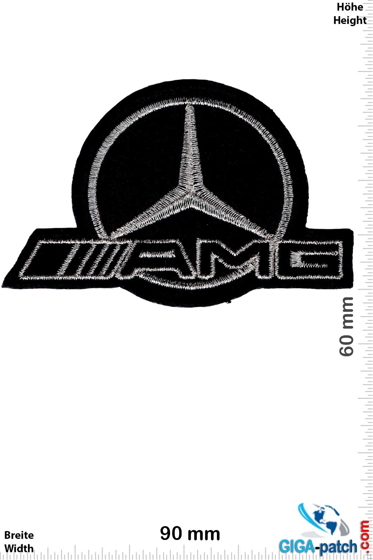 Mercedes Benz AMG - Mercedes Benz - silver