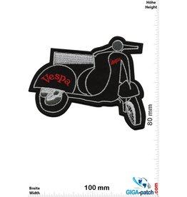 Vespa Vespa - silver black - Roller