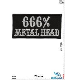 Metal Head 666%