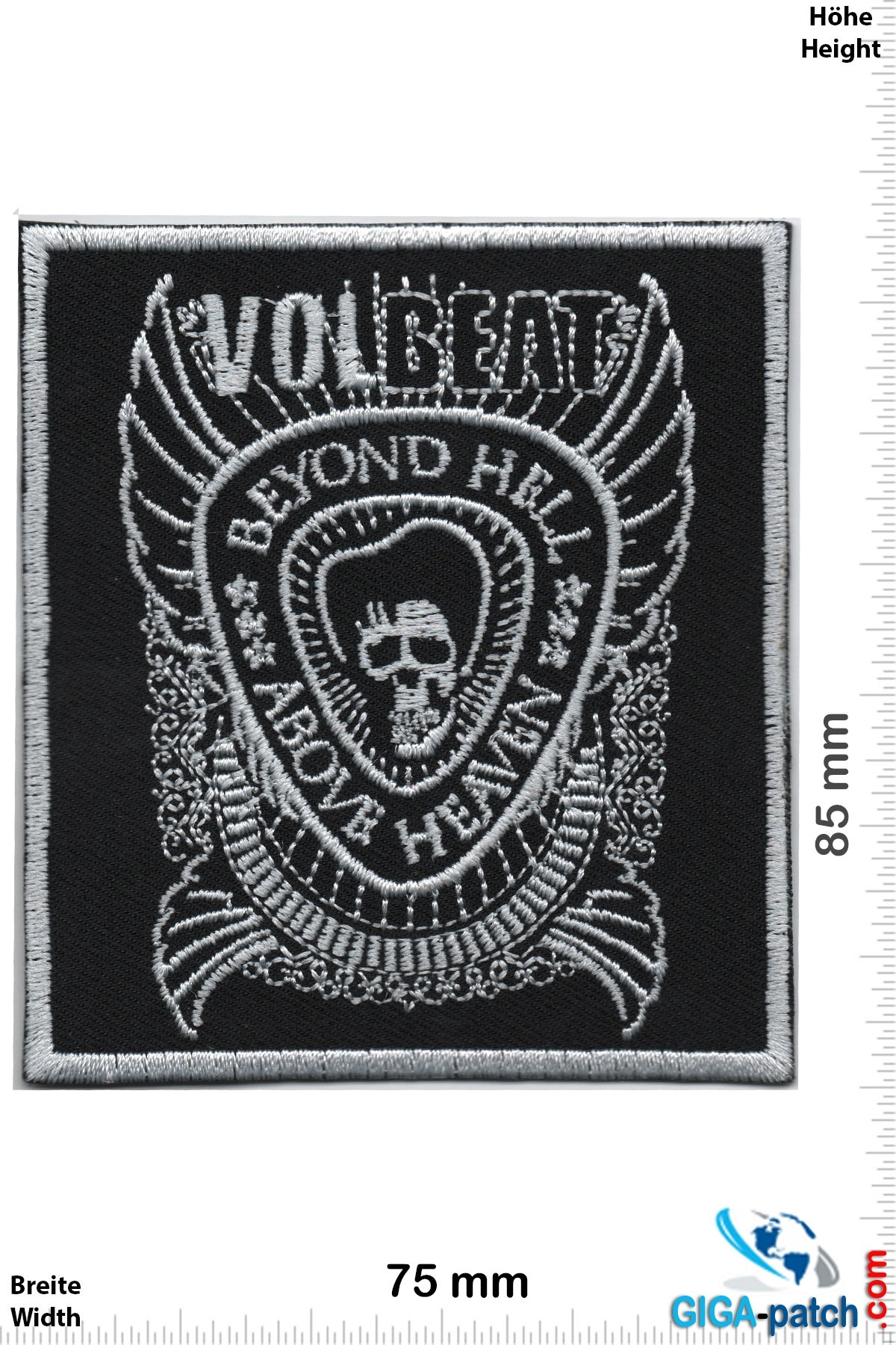 Volbeat VOLBEAT - Beyond Hell Above Heaven