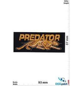 PREDATOR - Twin-Lead Heavy Metal