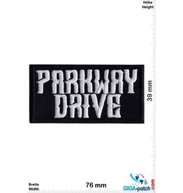 Parkway Drive Parkway Drive - silver black - Metalcore-Band