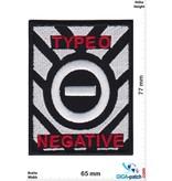 Type O Negative Type O Negative - silver red - Rock- Metalband