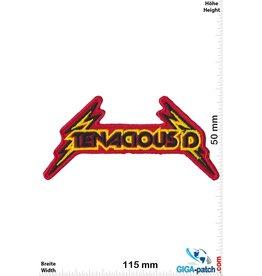 Tenacious D - Logo - Kyle Gass- Jack Black