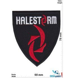 Halestorm Halestorm - coat of arm - US Rockband