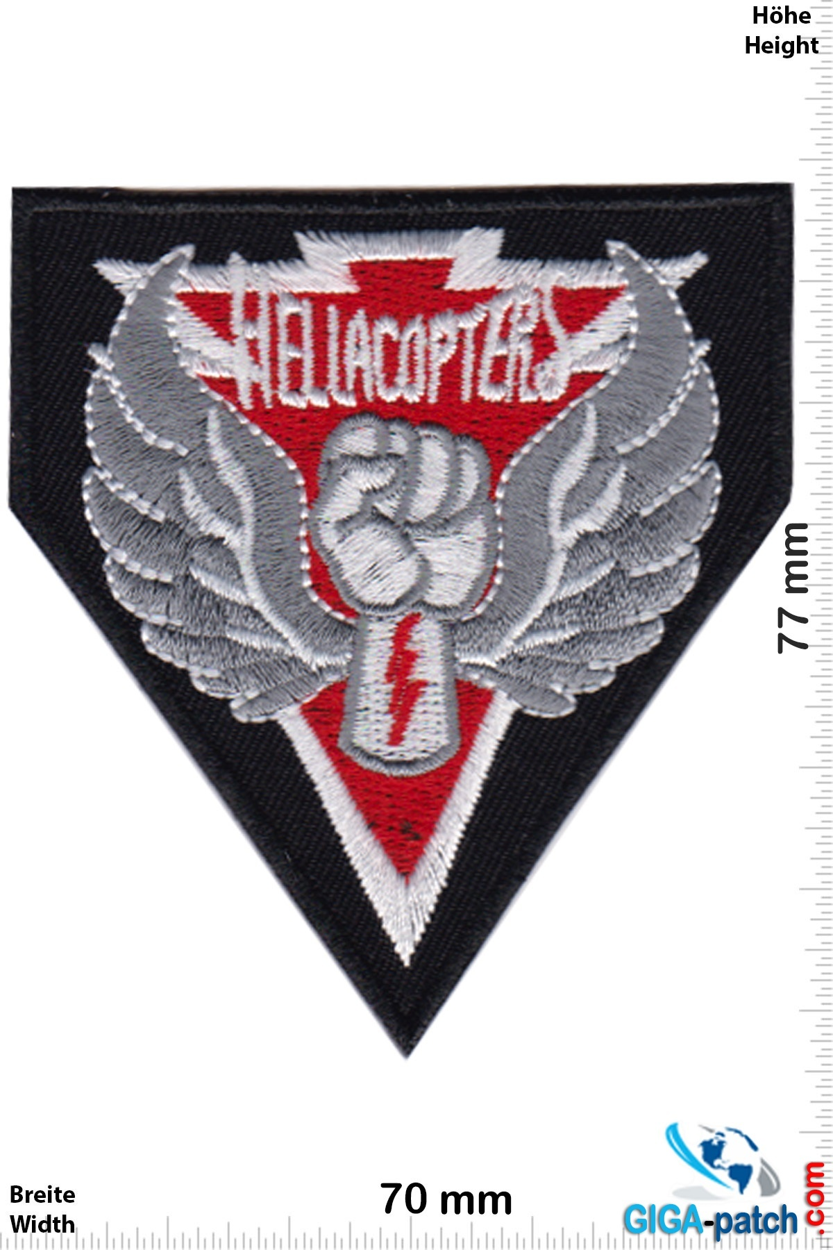 The Hellacopters - Hard- Sleazerock
