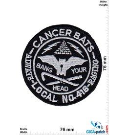 Cancer Bats - Bang your Head - Hardcore-Band