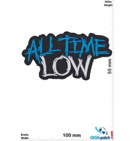 All Time Low  All Time Low  - blue silver - Pop-Punk-Band