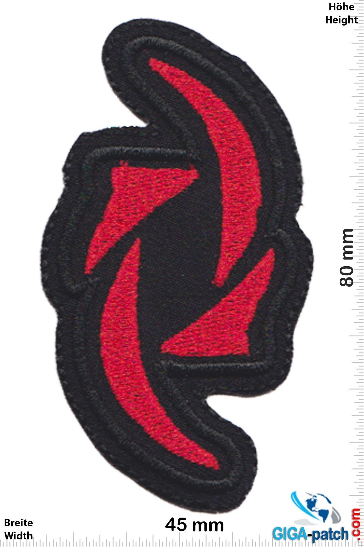 Halestorm Halestorm - Logo - US Rockband