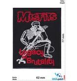 Misfit Misfits - Legacy of Brutality