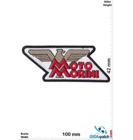 Moto Morini  Moto Morini - Italy - Oldtimer - Classic Bike - white red