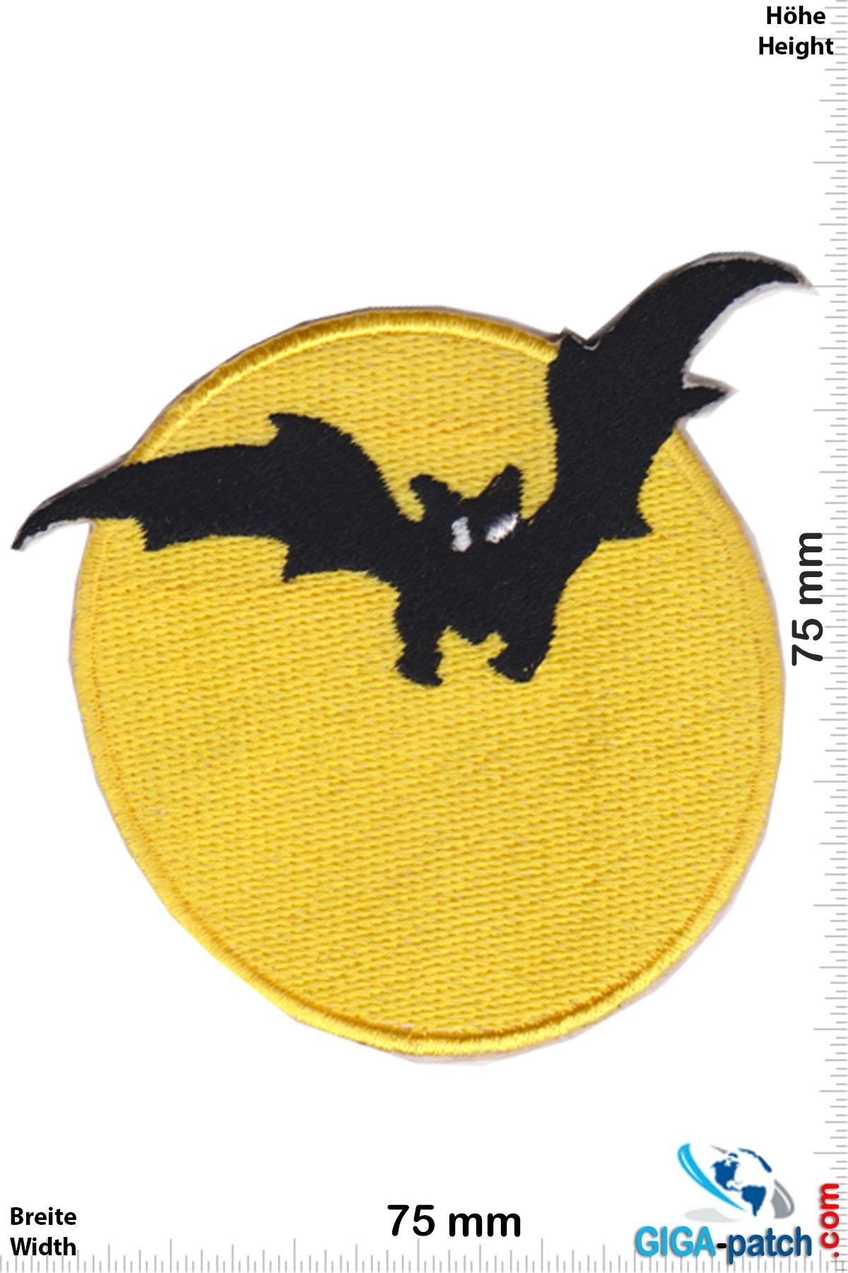 Bat Bat in the moon