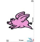 Schwein Flying Pig - fliegendes Schwein