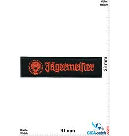 Jägermeister Jägermeister -Herbal liqueur  - hunter - small