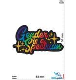 Sex Gender is a Spectrum