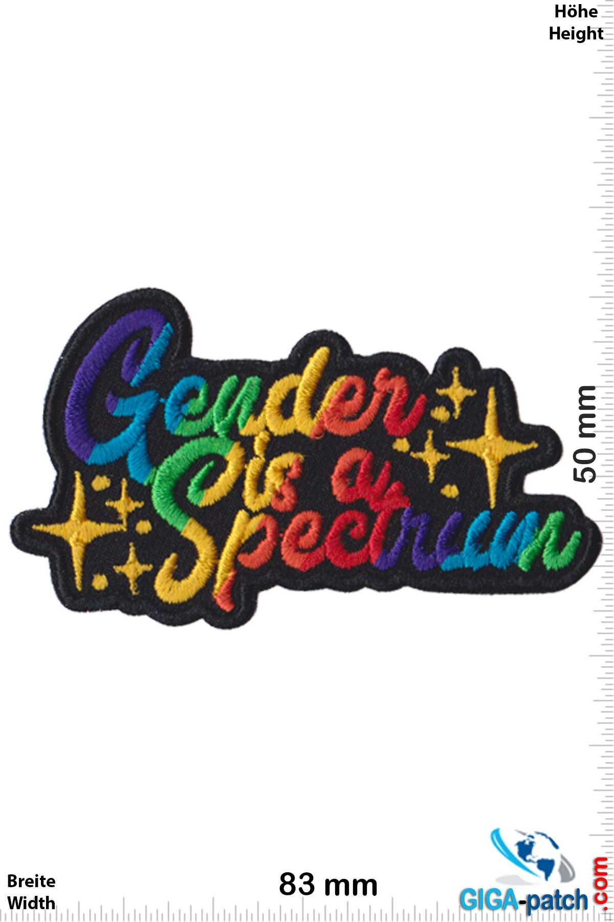 Sex Gender is a Spectrum