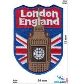 England, England London - Wappen - Big Ben - UK