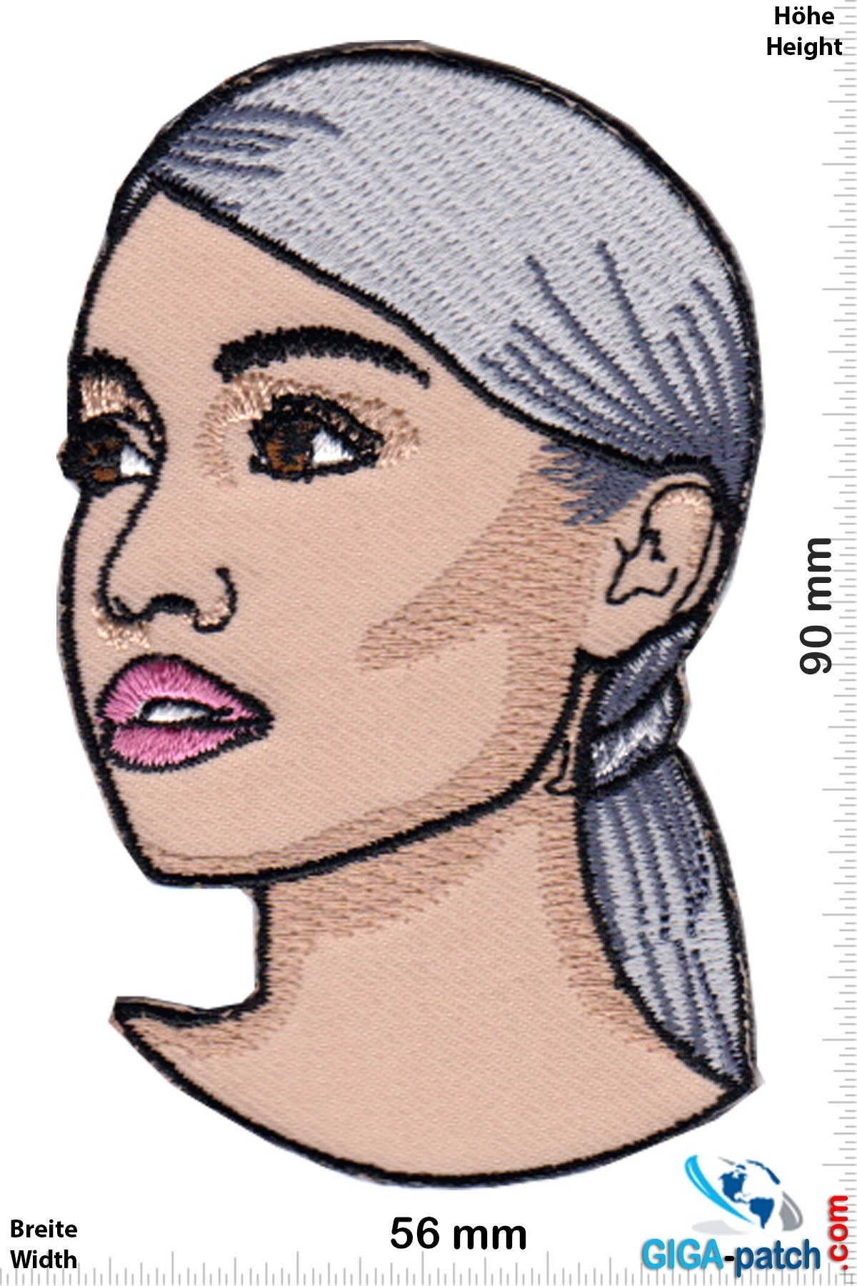 Ariana Grande-Butera - Head