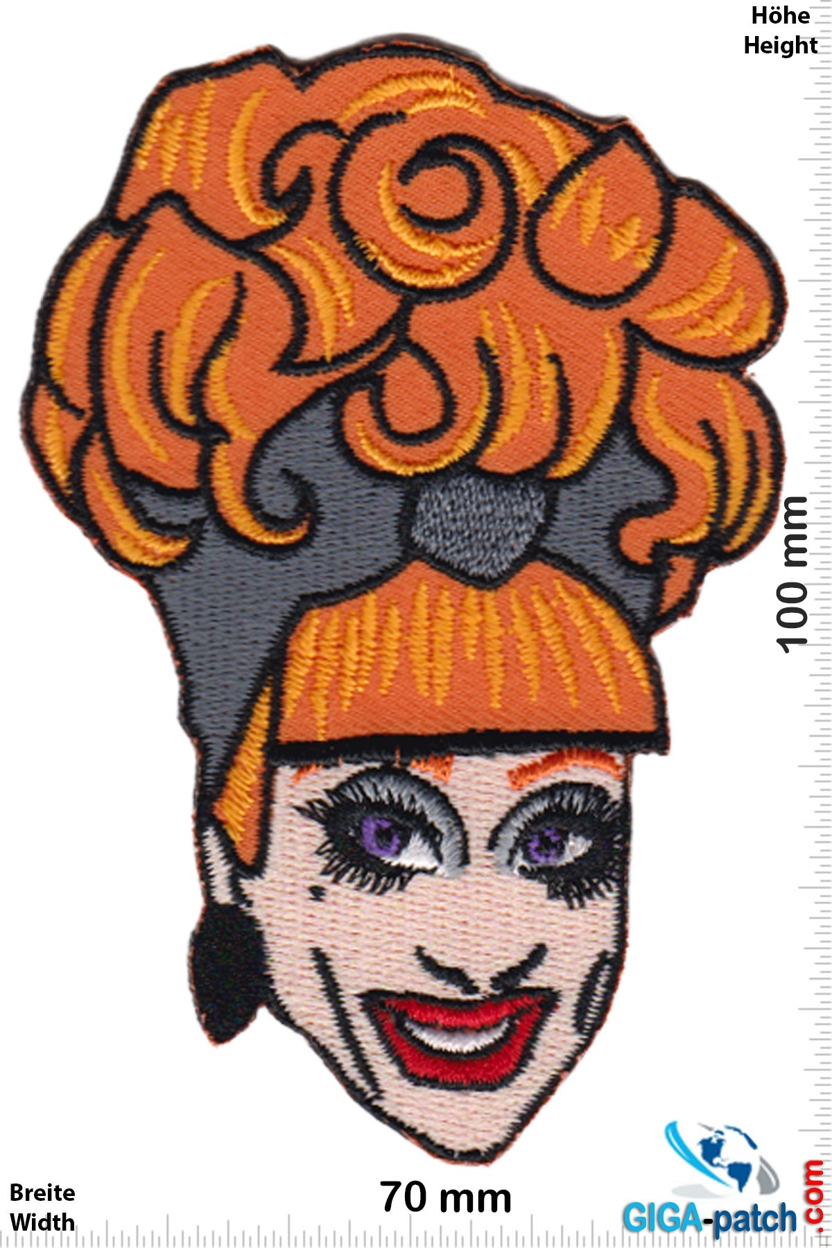 Bianca Del Rio- Drag Queen