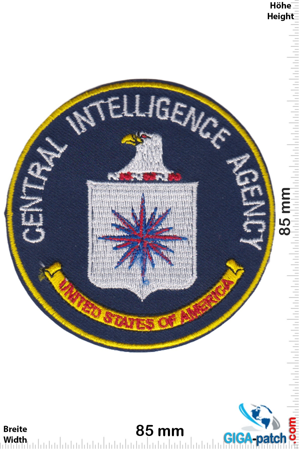 Police Central Intelligence Agency - CIA