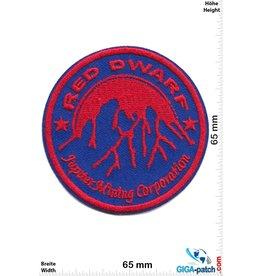 Red Dwarf Jupiter Mining Corporation Logo - small