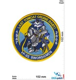U.S. Navy Fighter Squadron 32 (VF-32) Last Tomcat Cruise - HQ