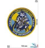 U.S. Navy Fighter Squadron 32 (VF-32) Last Tomcat Cruise - HQ